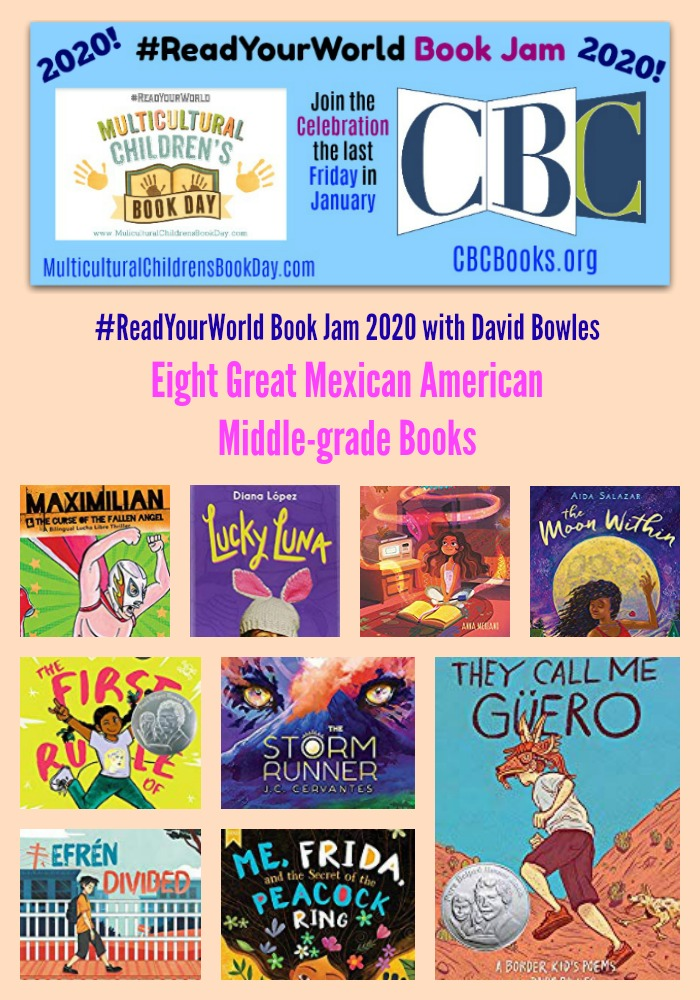 Eight Great Mexican American Middle-grade Books