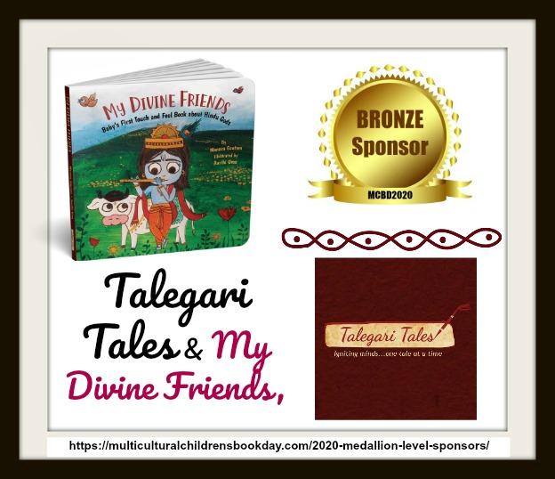 Talegari Tales & My Divine Friends,