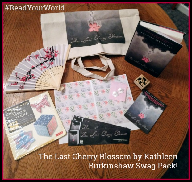 The Last Cherry Blossom by Kathleen Burkinshaw Swag Pack