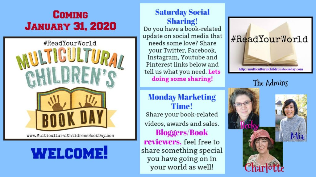 Multicultural Children's Book Day Facebook Group