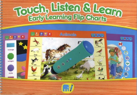 Language Lizard Early Learning Literacy Pack