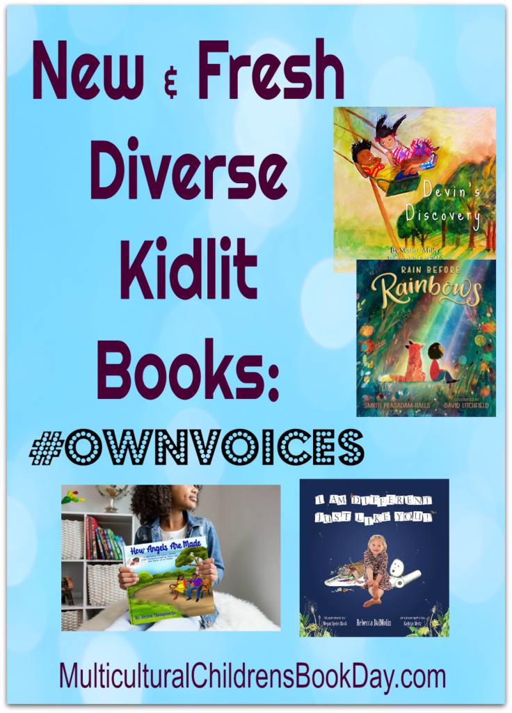 #OWNVOICES