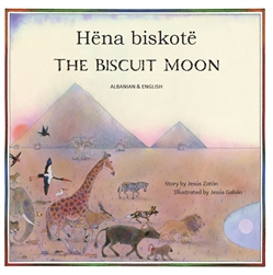 THE BISCUIT MOON (BILINGUAL CHILDREN'S BOOK)