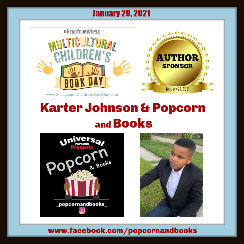 Karter Johnson & Popcorn and Books