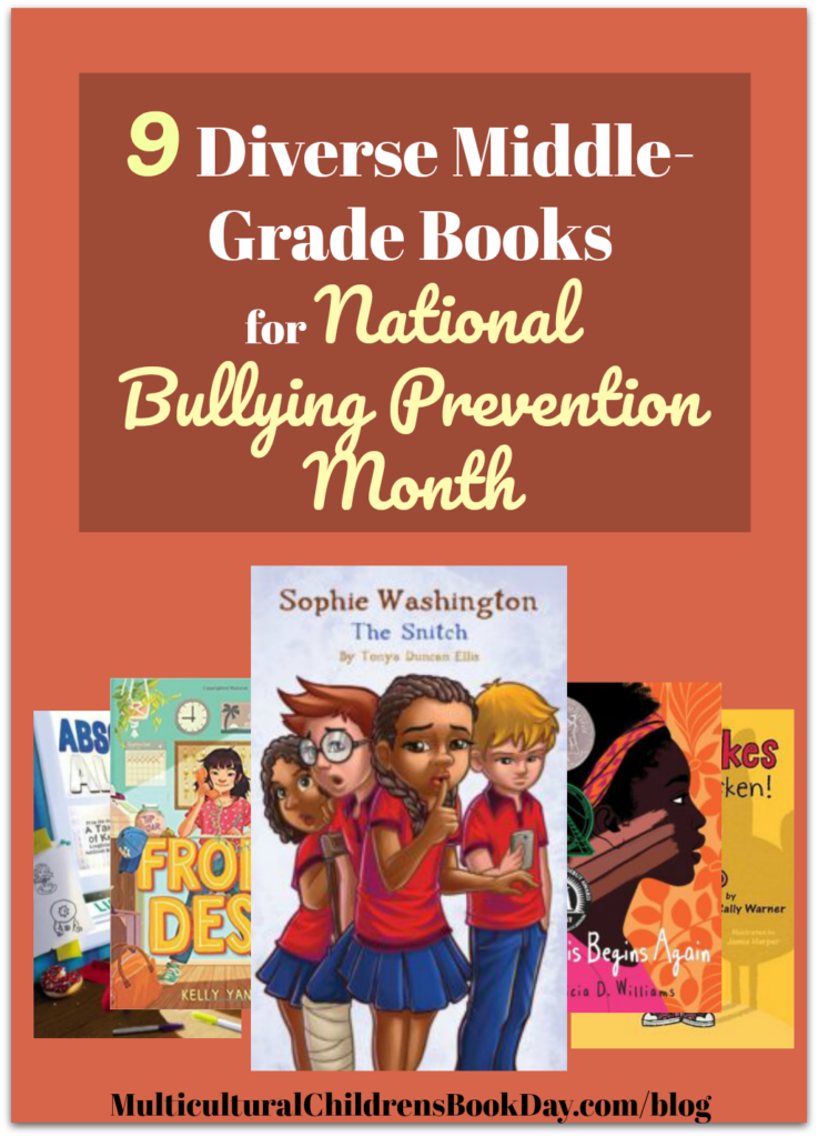 Middle-Reader Bullying Booklist