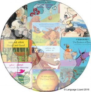 World Folktale Stories from Language Lizard