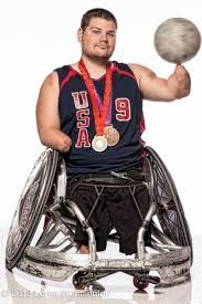 Nick Springer: a two-time Paralympian and wheelchair rugby champion